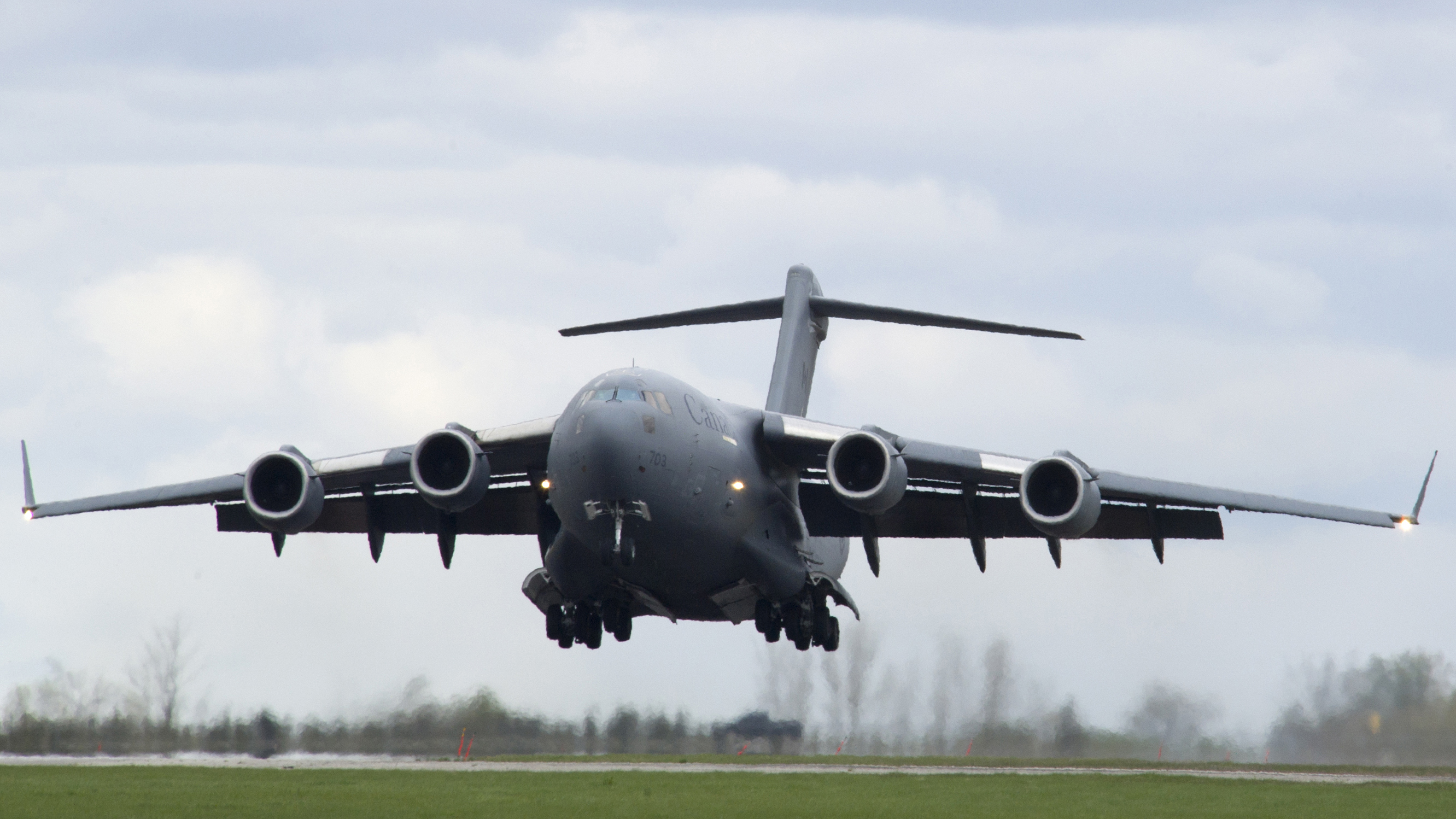 CC-177 Globemaster III | Aircraft | Royal Canadian Air Force