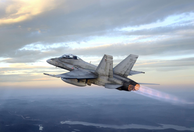CF-188 Hornet | Aircraft | Royal Canadian Air Force