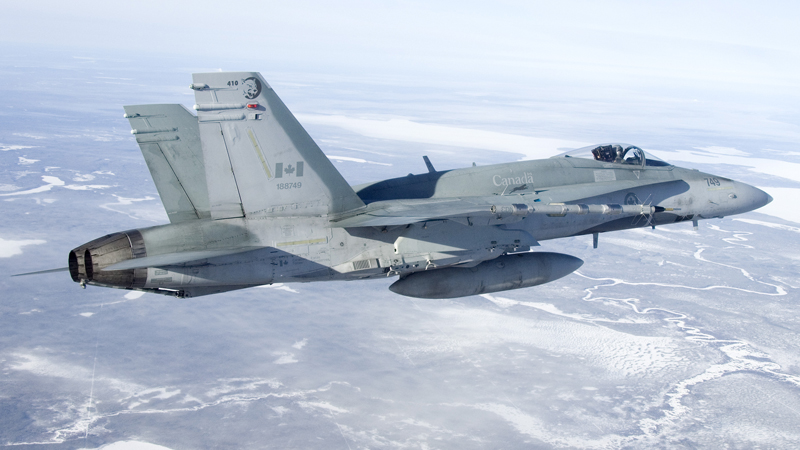 CF-188 Hornet | Aircraft | Royal Canadian Air Force