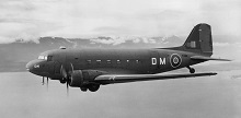 A Dakota Mk III. PHOTO: DND Archives, PL- 144827
