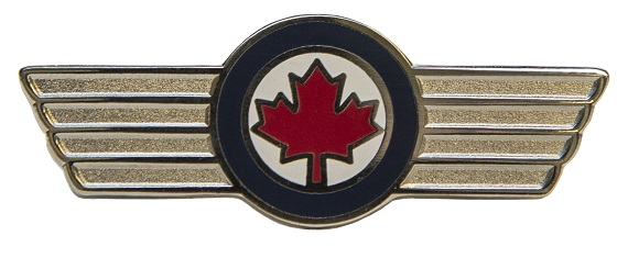 Honorary Colonel Lapel Pin
