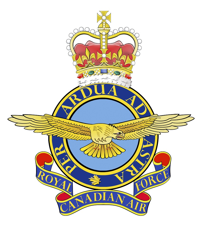 Logos and insignia multi media royal canadian air force royal canadian air force voltagebd Images