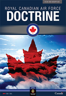 Cover of B-GA-400-000/FP-001,Royal Canadian Air Force Doctrine