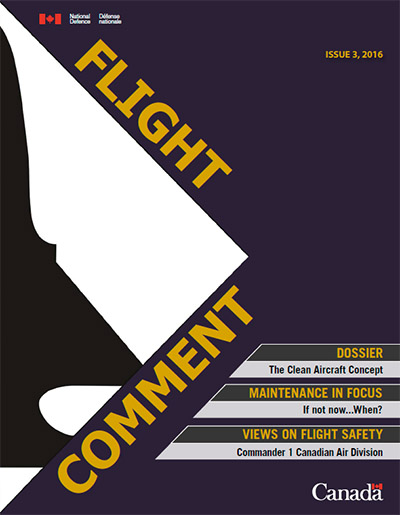 Flight Comment Issue 3, 2016 Cover page