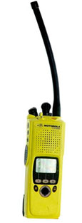 Annexe D, photo 3 : Radio Motorola XTS 5000R