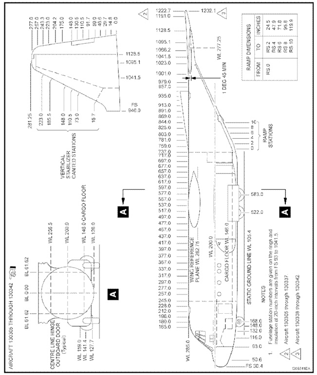 news article | royal canadian air force | report | cc130342, Schematic