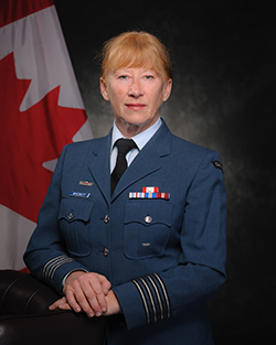 Feature Honorary Colonel Portrait