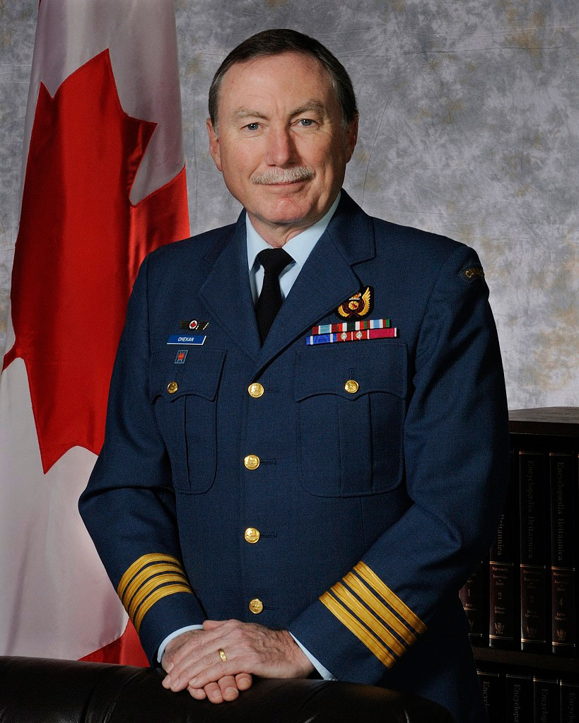 Brigadier-General (Retired) Robert J. Chekan