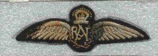 RAF wings belonging to F/L. Campbell. PHOTO: Submitted.