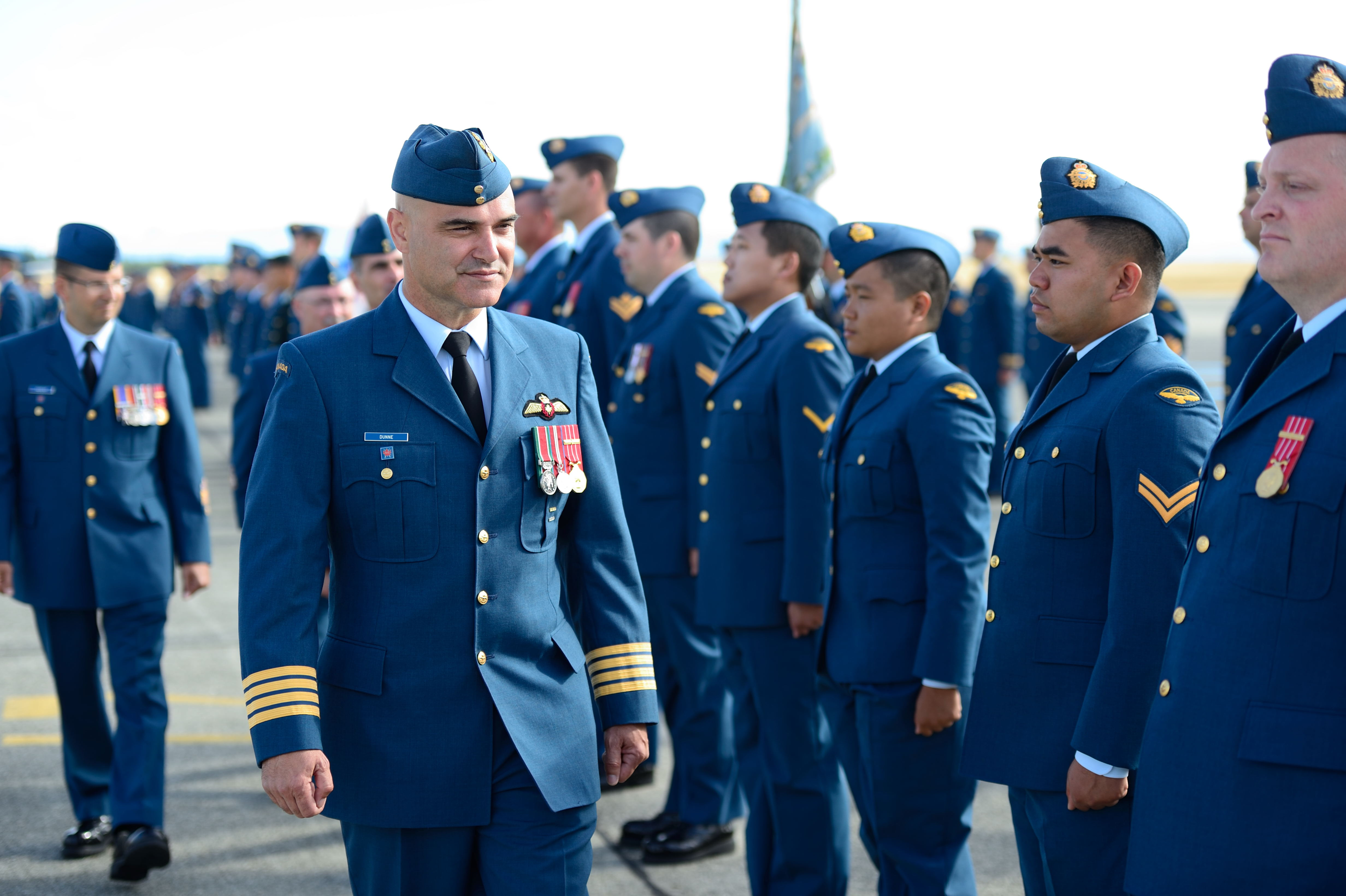 Article | Royal Canadian Air Force | News Release | Command of 19 ...