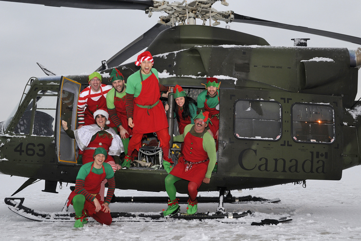 article royal canadian air force news article operation ho