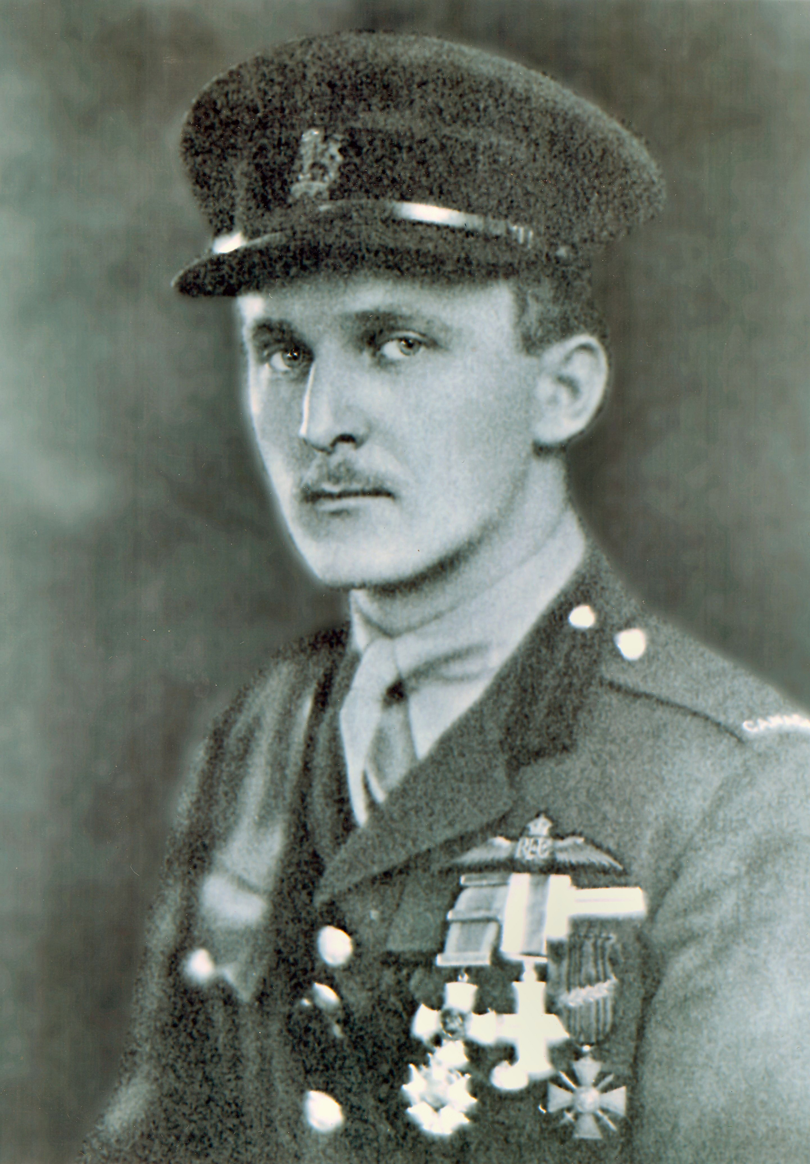 "Lieutenant-Colonel William Avery ""Billy"" Bishop, VC. PHOTO: DND"