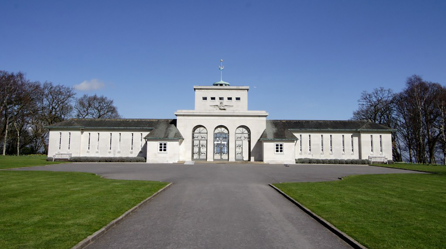 The Commonwealth Air Forces Memorial at Runnymede, in Surrey, England, commemorates by name 20,456 men and women of the Allied Air Forces who were lost in the Second World War during operations from bases in the United Kingdom and North and Western Europe, and who have no known graves. They served in Bomber, Fighter, Coastal, Transport, Flying Training and Maintenance Commands, and came from all parts of the Commonwealth. Some were from countries in continental Europe which had been overrun but whose airmen continued to fight in the ranks of the Royal Air Force. PHOTO: Commonwealth War Graves Commission