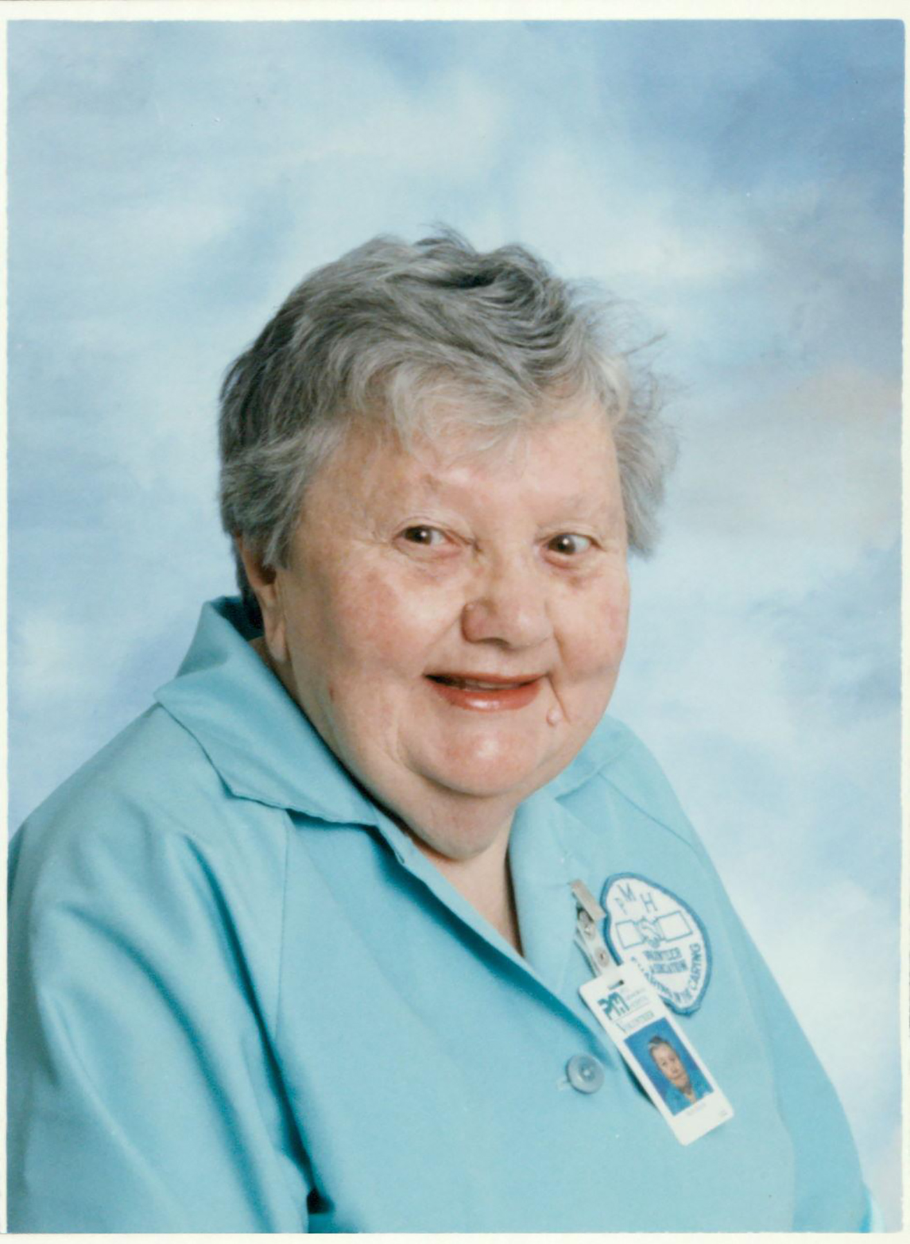 "Henrietta May ""Molly"" Rayner, 96, passed away on December 10, 2015, at the Brampton, Ontario, Civic Hospital. Molly served as a cook for 408 Squadron during the Second World War, and remained involved for the rest of her life. PHOTO: Submitted"