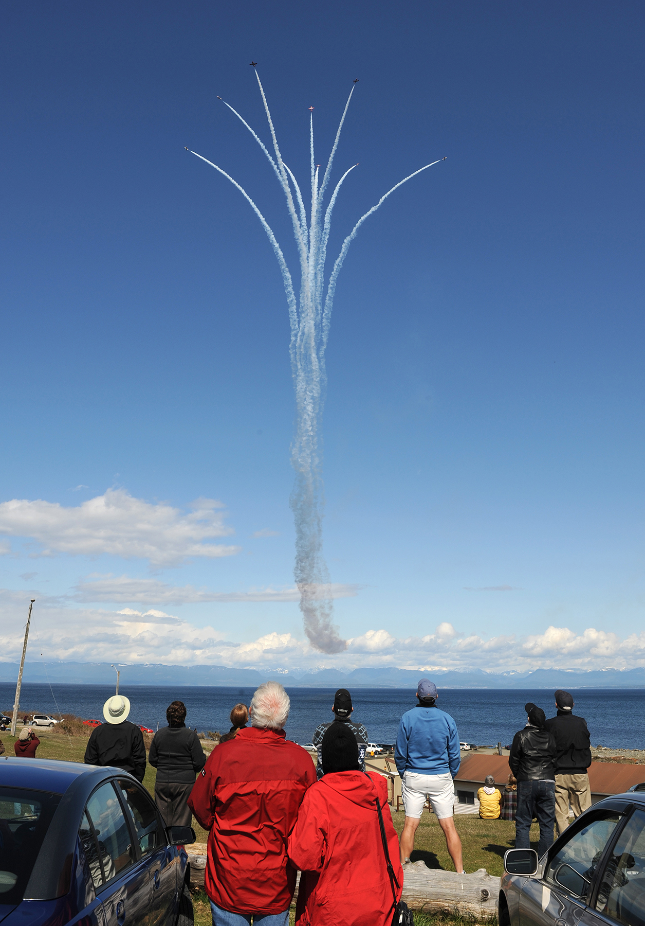 News Article | Canadian Forces Snowbirds receive ICAS Pinnacle Award