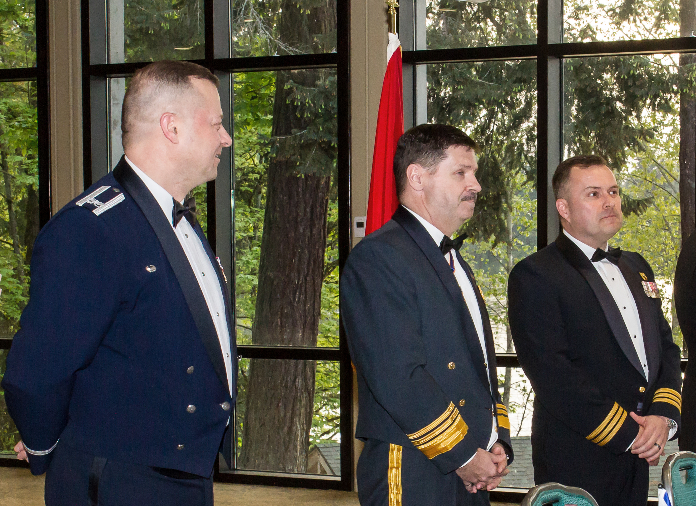 News Article | Canadians and Americans celebrate RCAF's 92nd