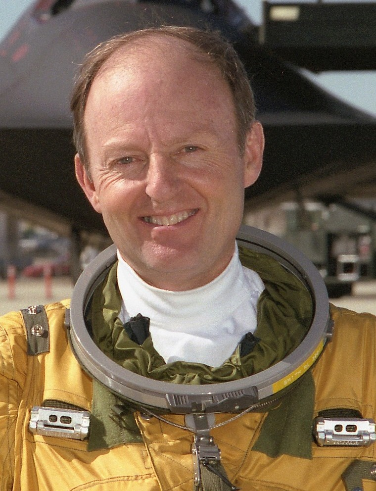 Rogers Eben Smith – NASA and National Research Council test pilot; RCAF pilot – will be inducted into Canada's Aviation Hall of Fame in 2017. PHOTO: Courtesy CAHF