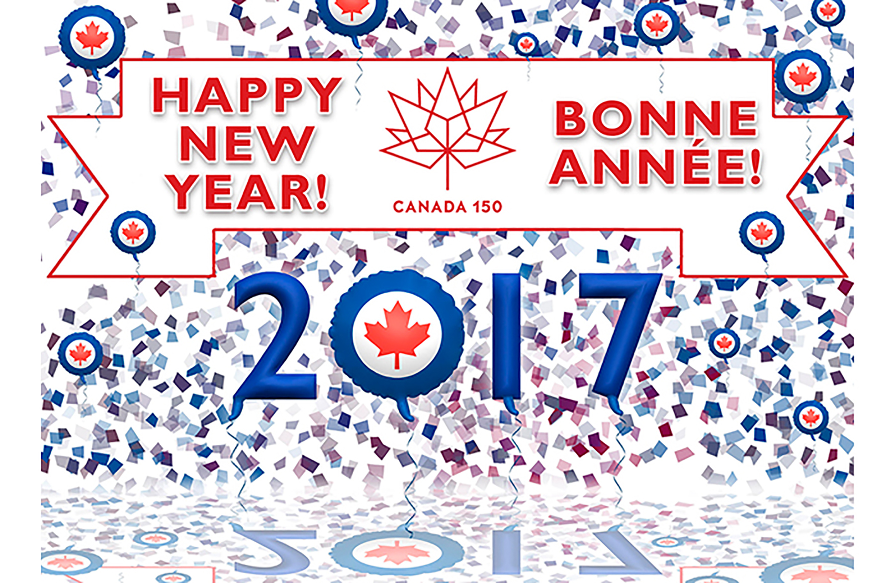 Royal Canadian Air Force News Article New Year Greetings From