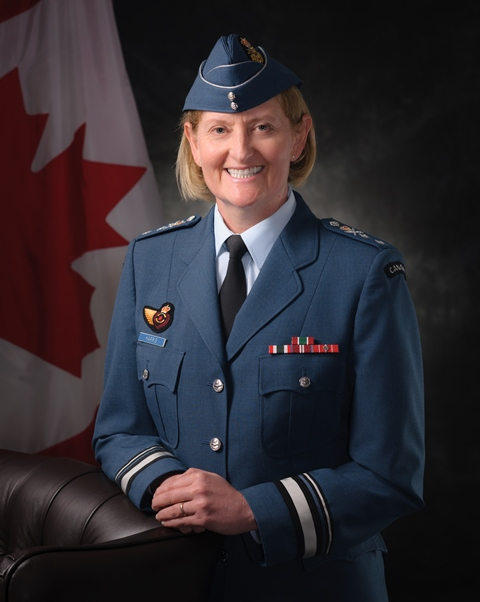 News Article | Major-General Tammy Harris: First woman to