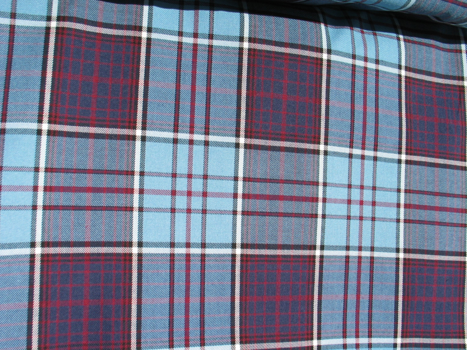 Today's Royal Canadian Air Force tartan is widely recognized and admired. PHOTO: DND