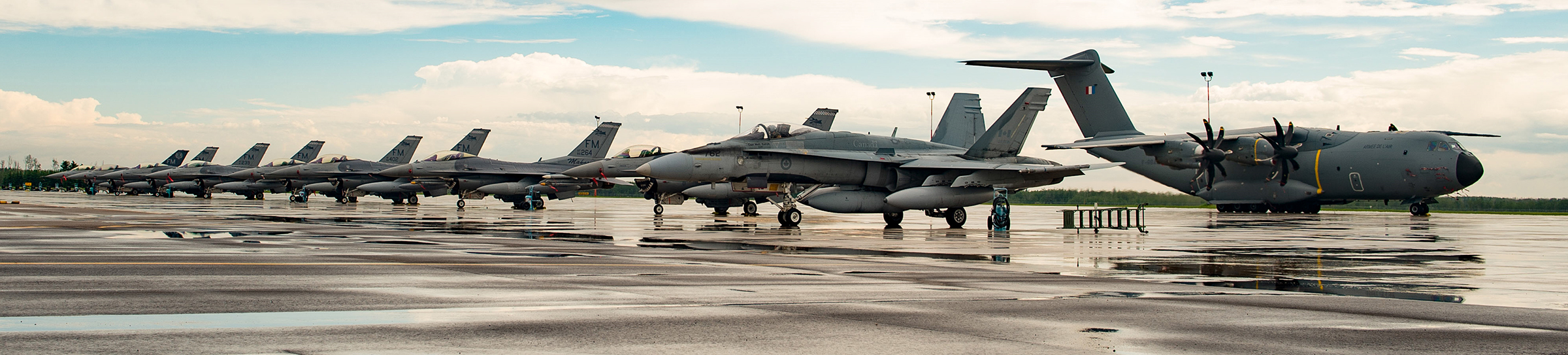 royal canadian air force news article rcaf concludes exercise