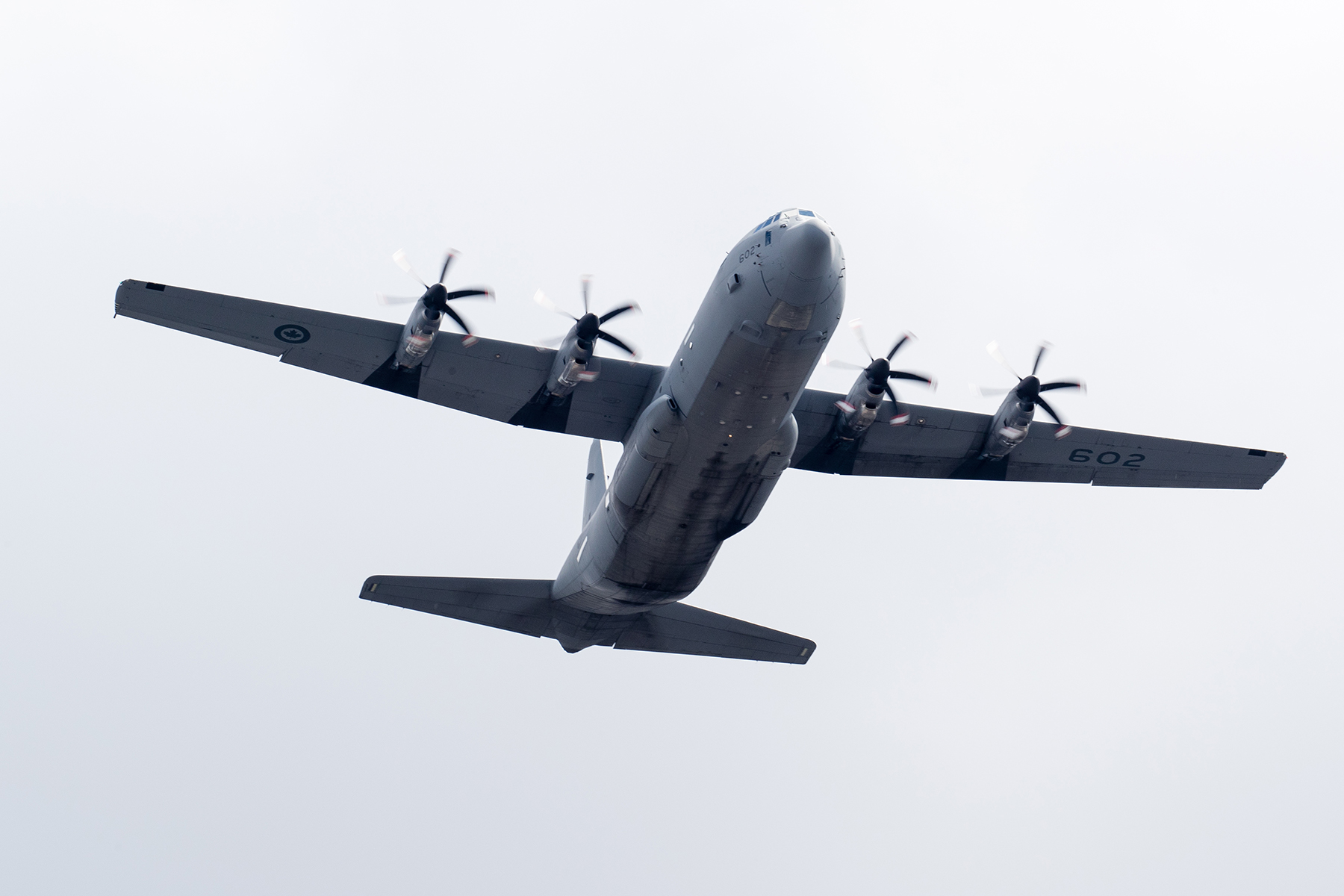 A CP-140 Aurora long-range patrol aircraft overflies Ottawa, Ontario, on July 2, 2017, in celebration of the 150th anniversary of Canada's confederation. The Aurora has been a mainstay of the RCAF fleet since early 1980; its command, control, communication, computer, intelligence, surveillance and reconnaissance capabilities make it an invaluable asset to the fleet. PHOTO: Patrick Cardinal
