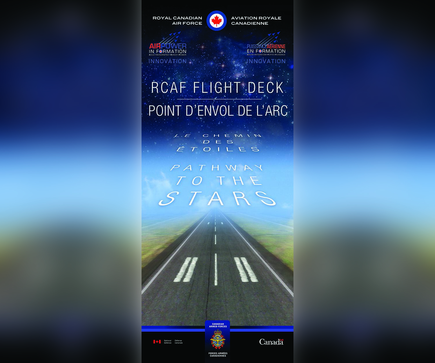 "The Royal Canadian Air Force places a high value on innovation and creating an innovative mindset. To assist in this, the RCAF has created a presence called the ""Flight Deck"" at the Communitech innovation hub in the Waterloo Region of Ontario. IMAGE: RCAF"