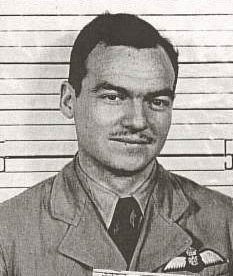 Flight Sergeant Richard Earl Todd joined the Royal Canadian Air Force during the Second World War. He is one of 10 Coloradans who served in the RCAF and RAF during the Second World War and who were recently inducted into the Colorado Aviation Hall of Fame. PHOTO: Via Canadian Virtual War Memorial