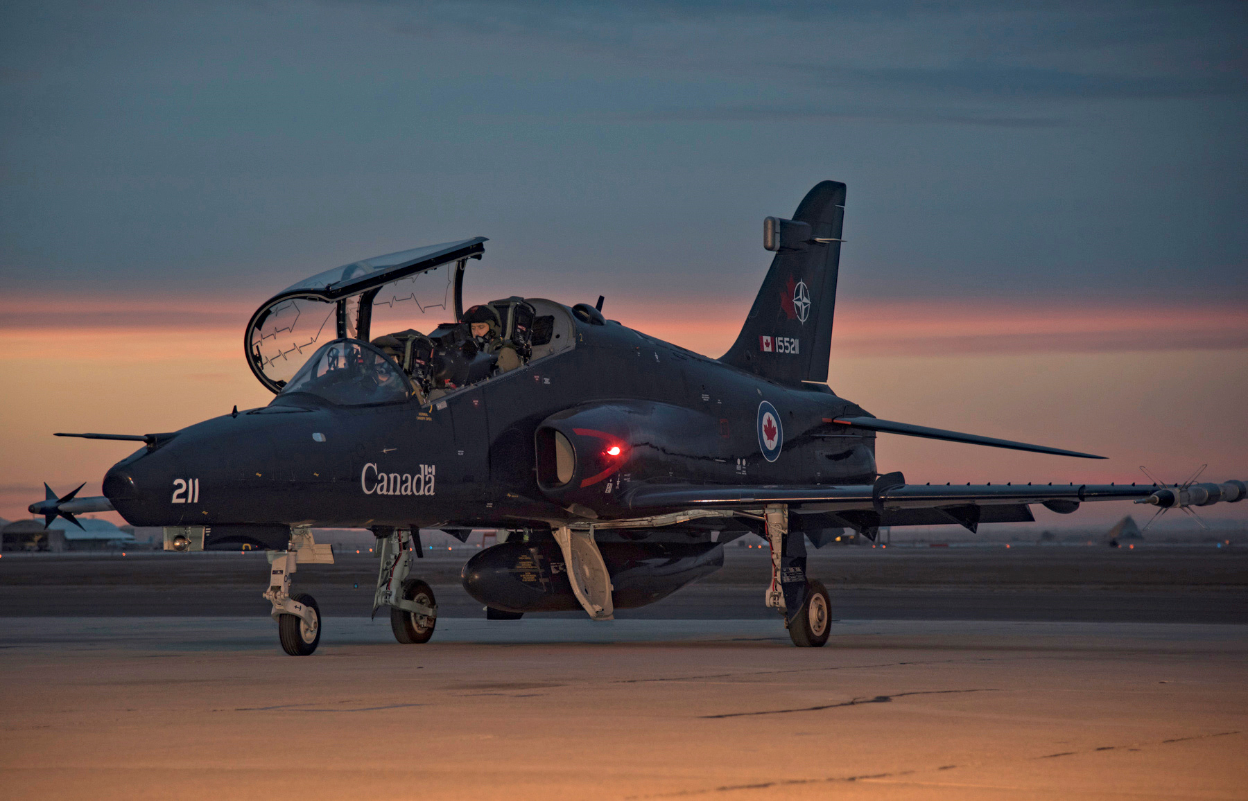News Article | What does it take to become an RCAF fighter