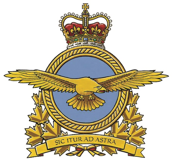 Royal Canadian Air Force News Article Celebrating The Rcafs