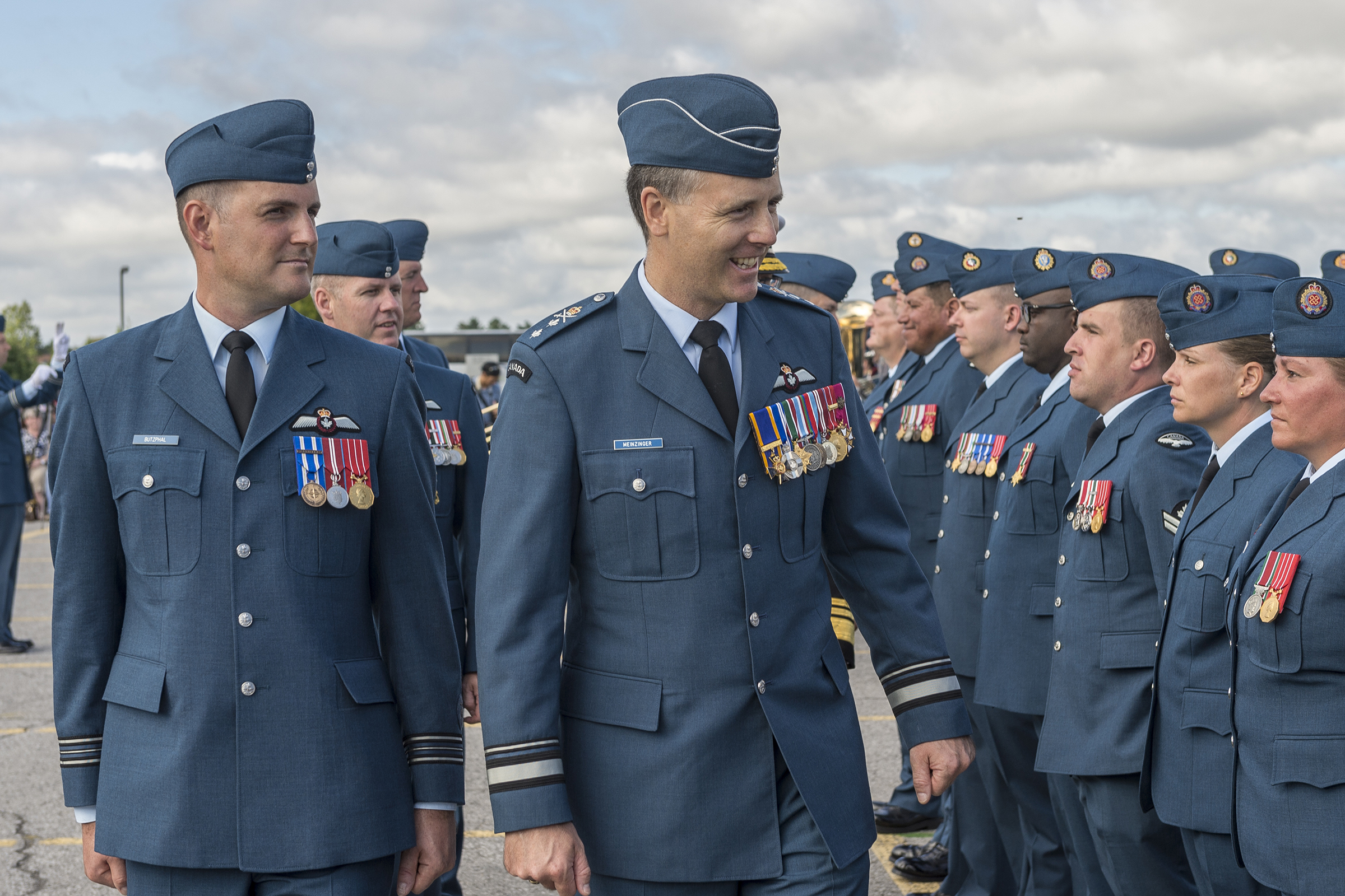 News Article | New commander for RCAF