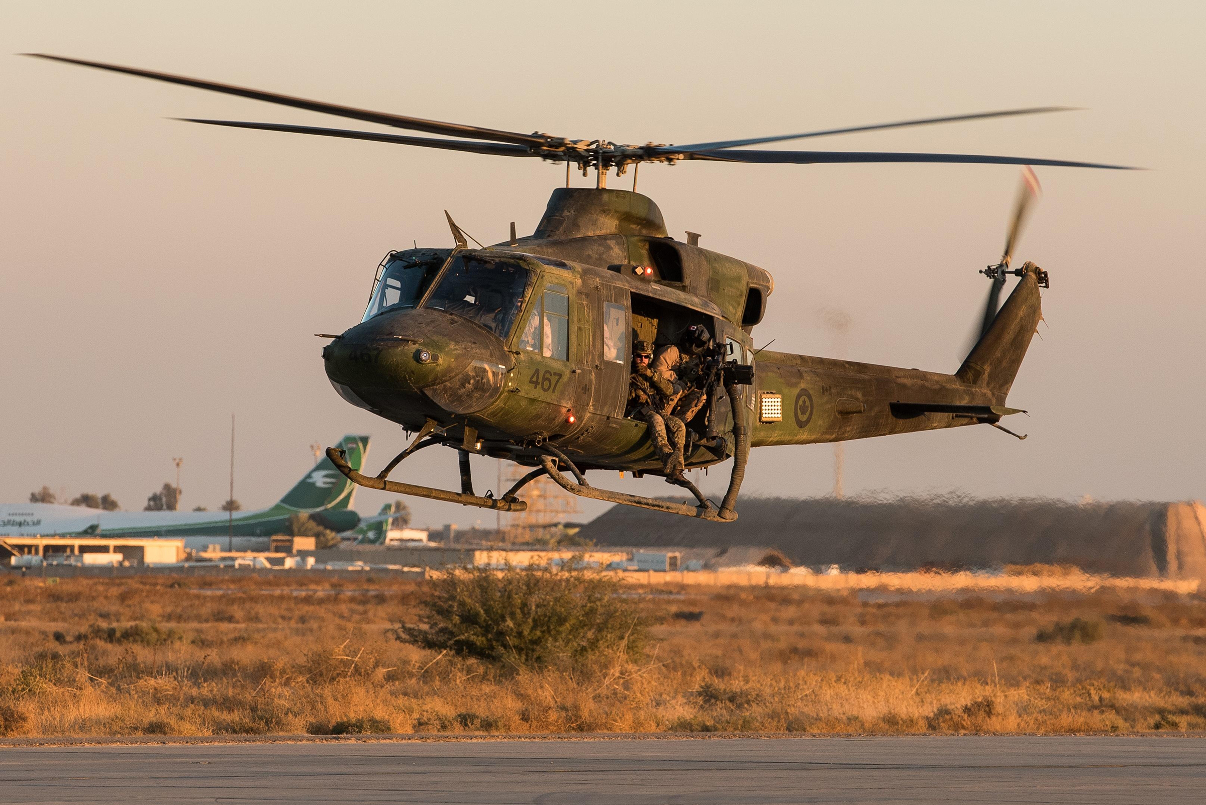 News Article   Canada renews its military contribution to support