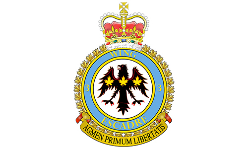 A military badge.