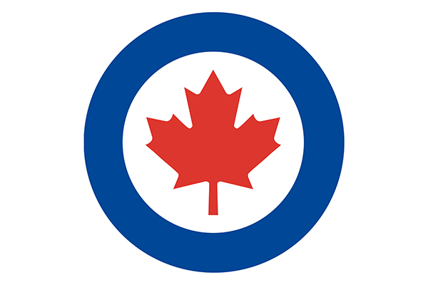 The Royal Canadian Air Force roundel