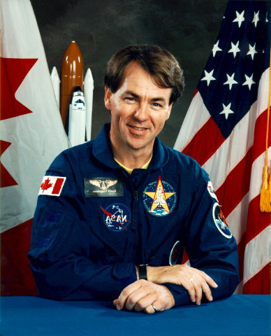 Bjarni Valdimar Tryggvason, one of Canada's first astronauts, will be inducted into Canada's Aviation Hall of Fame in 2020. PHOTO: Courtesy CAHF