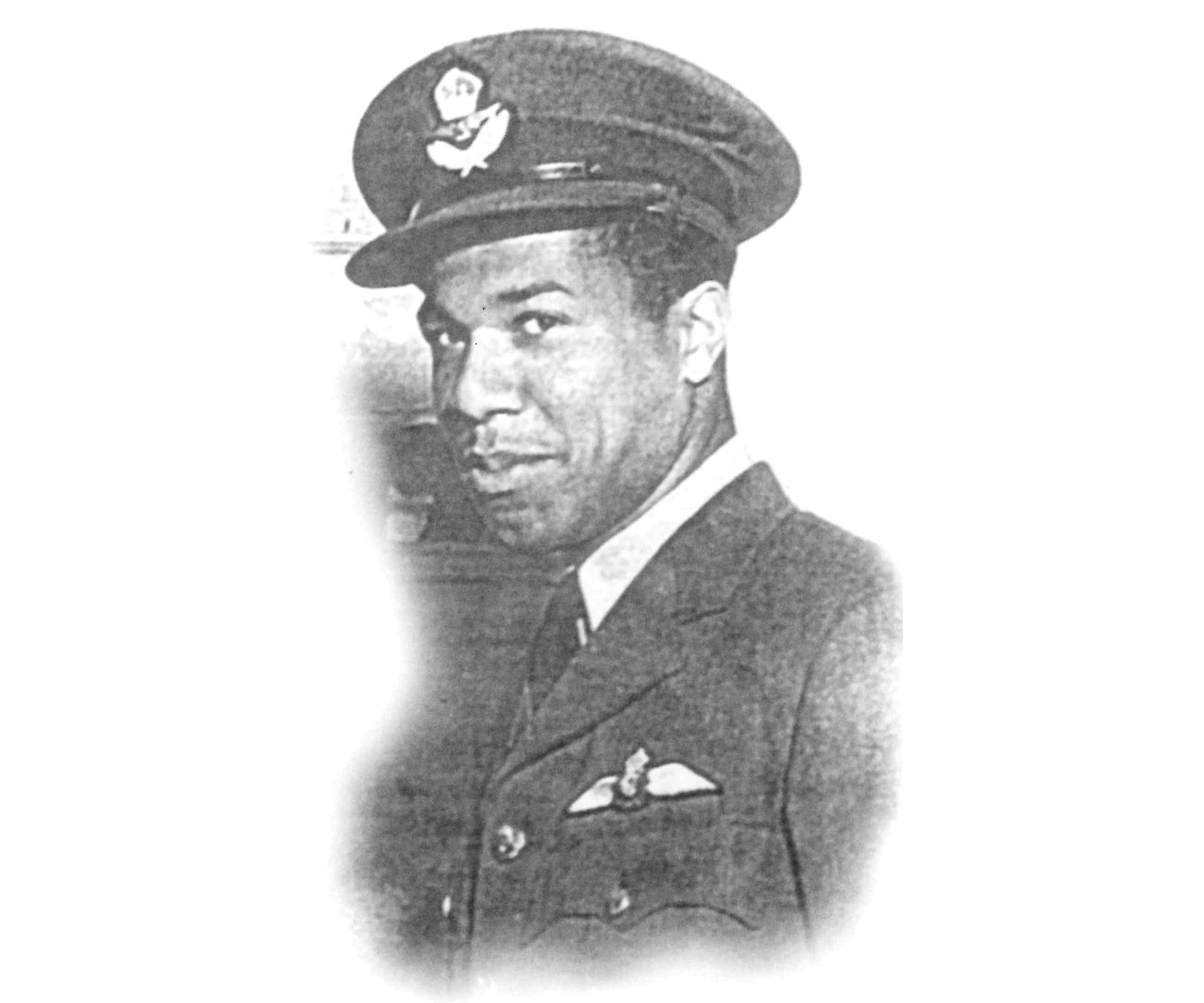 Flying Officer Allan Bundy was one of about 100 Black Canadians who served in the Royal Canadian Air Force during the Second World War. He joined in June 1942 and was possibly the first Canadian Black pilot in the RCAF. He served with 404 Squadron, flying Beaufighter and Mosquito aircraft in the highly dangerous anti-shipping role. PHOTO: Maritime Command Museum