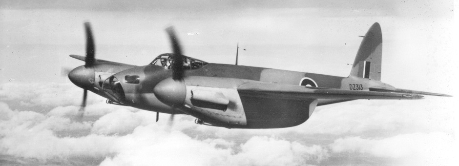 The DH-98 Mosquito