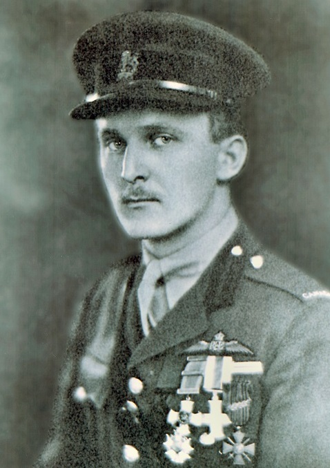 Photo of Air Commodore William Avery Bishop