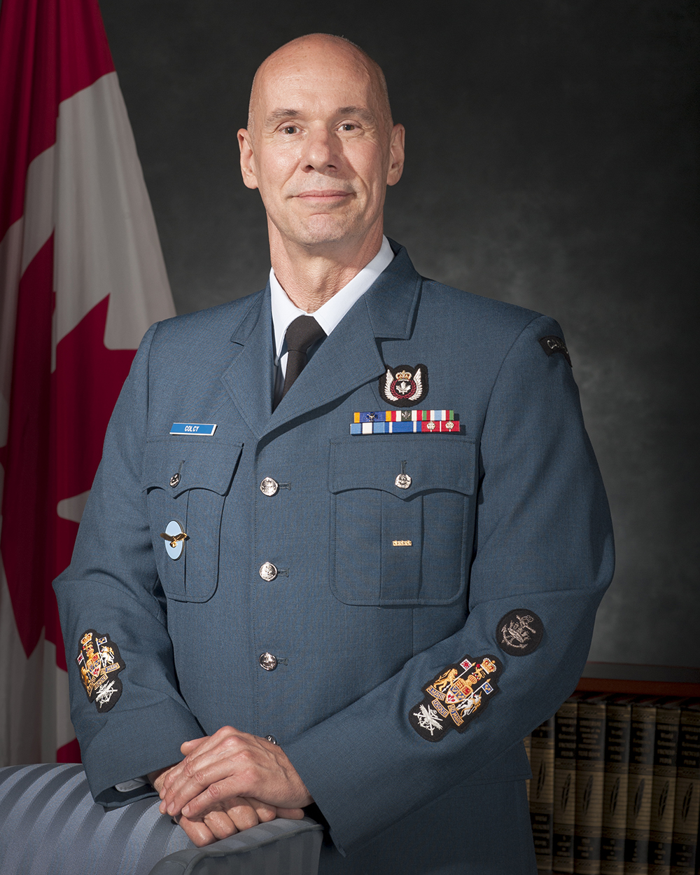 Chief Warrant Officer Kevin D Colcy