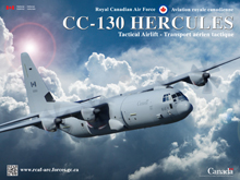 CC-130 Hercules - Front View