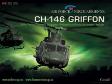 CH-146 Griffon - Front View