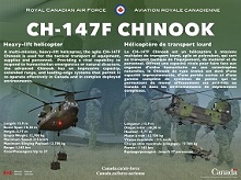CH-147F Chinook - Back View