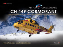 CH-149 Cormorant - Front View