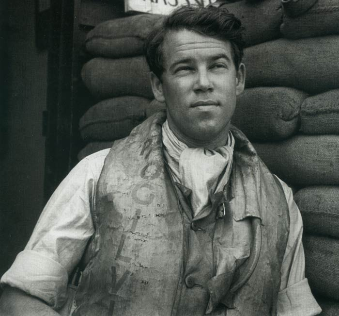 "Keith ""Skeets"" Ogilvie. PHOTO: Cecil Beaton, via the Battle of Britain Memorial website"