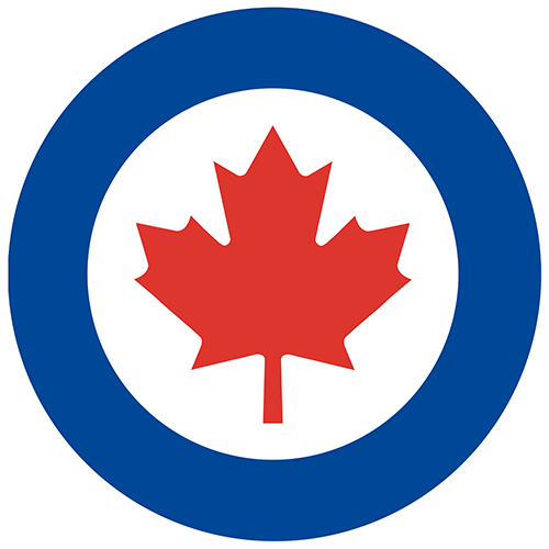 The RCAF roundel