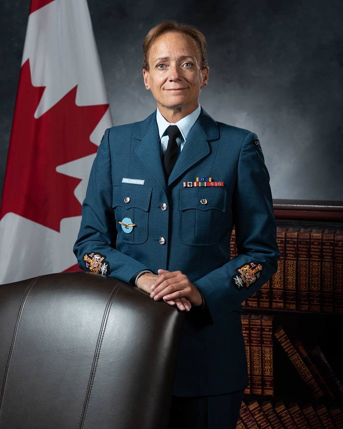 Chief Warrant Officer Marlene Shillingford
