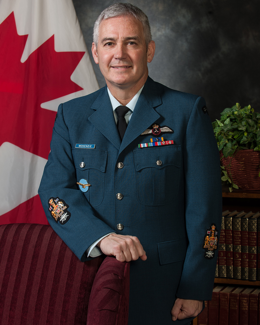 "CWO Jim McKenzie is the RCAF Reserve CWO.  Joining the RCAF Reserve ""may be just the beginning of many new exciting opportunities,"" he says."