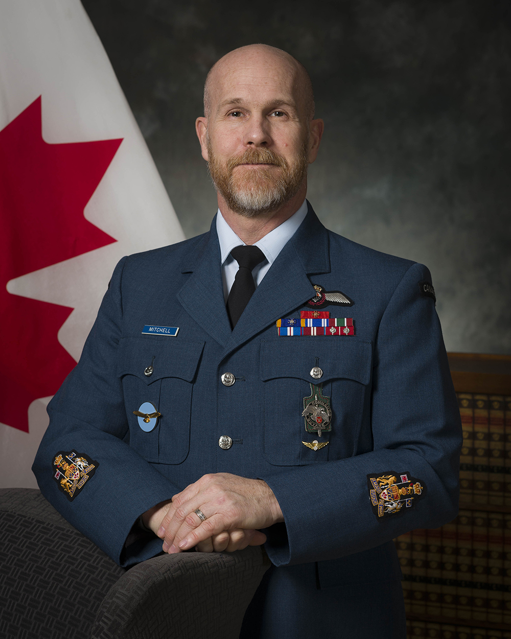 "CWO Keith Mitchell is the RCAF Reserve Careers CWO. ""Working for our RCAF Reserve NCMs, helping shape their future, is both a privilege and an honour,"" he says."